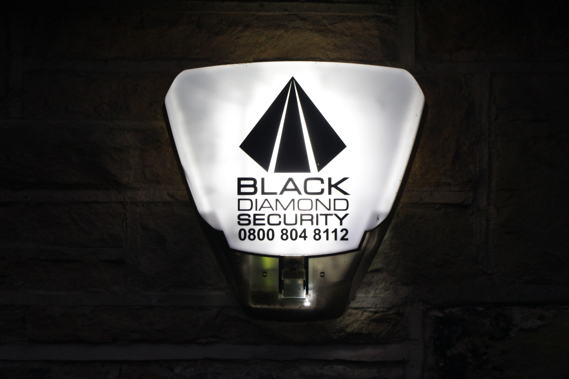Intruder Alarm night